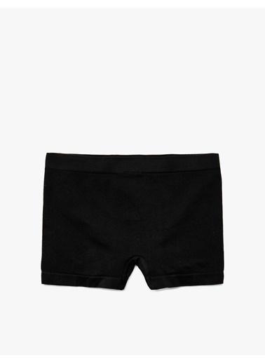 Koton Bikini Alt Siyah